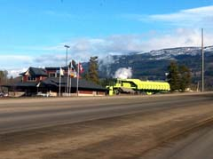 World's biggest truck on display in Sparwood