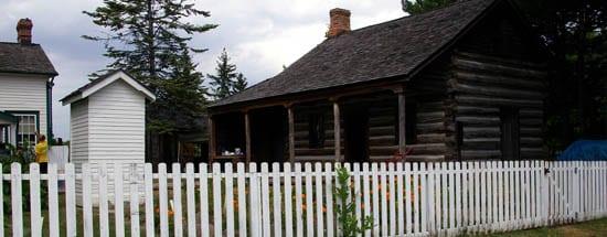 Scarborough Historical Museum-Thomson Settlement