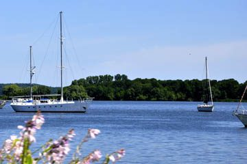 Gananoque is the gateway to the Thousand Islands