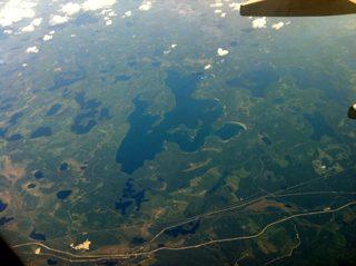 Mamigwess Lake, near Ignace