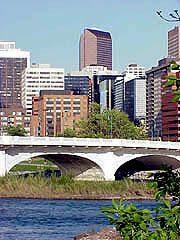 10th Street Bridge from North side