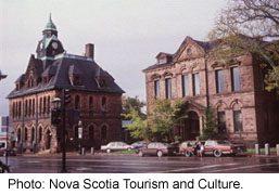 Amheerst, Nova Scotia