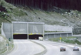 Great Bear Snowshed on the Coquihalla