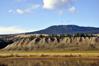 High Plateau along the Thompson River