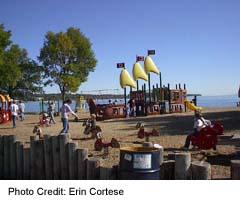 Barrie's Centennial Park