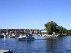 Barrie's Marina Park