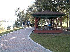 Gazebos at Bell Park