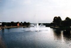 Blind River Fountain