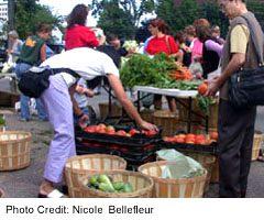 The W.W. Boyce Farmers Market