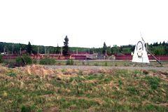 Tsuu T'ina Rodeo Grounds
