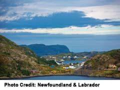 Costal Views on the Burin Peninsula