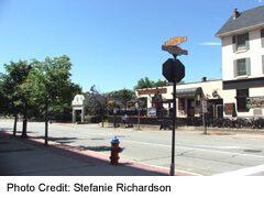 Burlington's downtown, Brant And Elgin