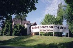 Shadboldt Centere for the Arts is in Burnaby