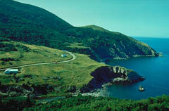 North Harbour on the Cabot Trail