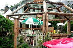 Zonas Restaurant, just off Main Street