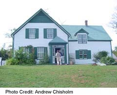 Cavendish-Anne Of Green Gables House