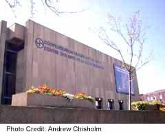 Charlottetown's Confederation Centre of the Arts