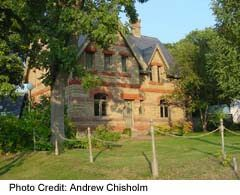 Charlottetown's first housing boom came in the mid 1800s