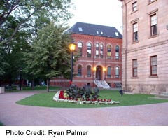 Charlottetown's historic Province House