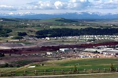 View from Cochrane Hill