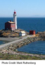 View Of Fisgard Lighthouse