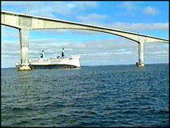 Confederation Bridge view