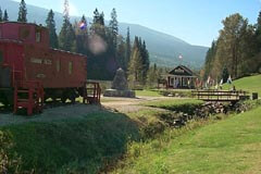 The Last Spike on the transcontiental railroad