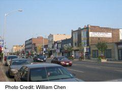 Danforth / Greek Town-Street View