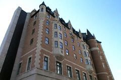 the downtown Delta Bessborough Hotel