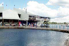 Dows Lake Boathouse