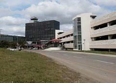 Edmonton International Airport terminal