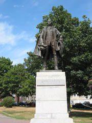 Statue of Edward Cornwallis