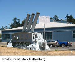 Esquimalt Naval Museum