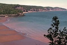 Fundy National Park, and the Peticodiac River