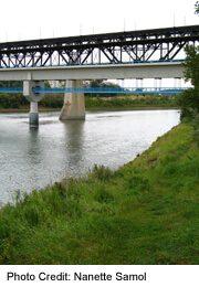 Edmonton's High Level Bridge