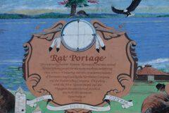 Kenora-Rat Portage Mural