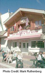 Kimberley's City Bakery on the Platzl