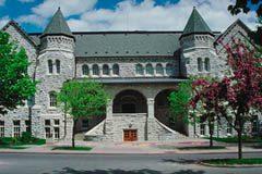 Kingston Ontario's Queen's University