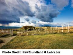 L'Anse aux Meadows National Historic Site-Viking Sod Huts