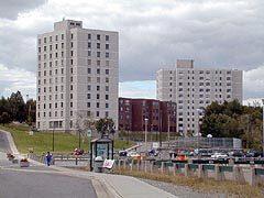 Laurentian University's Residences