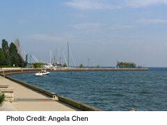 Port Credit Village Marina