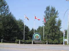 Entrance To Langley City