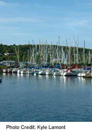 Midland's Bay Marina