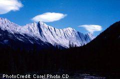 Miette Range, Jasper National Park