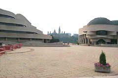 Museum Of Civilization in Hull