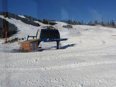 White Hills Ski Resort near Clarenville