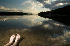 Terra Nova National Park beach view