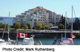 Nanaimo waterfront & condos