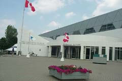 National Aviation Museum in Rockcliffe