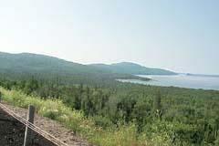 North Of Superior views